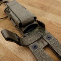 Spec Ops Combat Master Cordura and Kydex Sheath - Mini